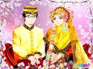 Pernikahan (pic source disini)